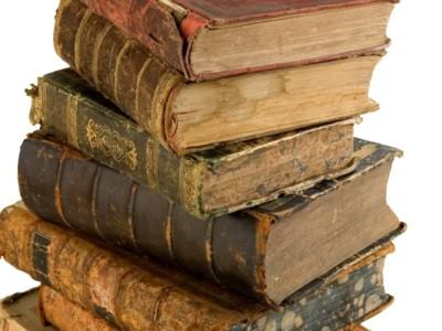 Aroma libros antiguos